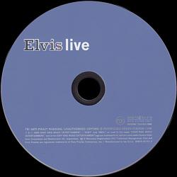 Elvis live - USA 2015 - Sony Music 88875 10544 2 - Elvis Presley CD