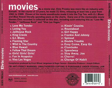 Elvis Presley CD Info **RCA - BMG - FTD - Promotional CD