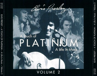 A touch of platinum a life in music vol 2 columbia for House music 1998