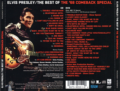 The Best Of 68 Comeback Special