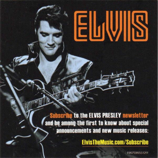 Elvis Presley CD Info **RCA - BMG - FTD - Promotional CD - Import CD**