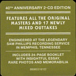 Way Down In The Jungle Room - Sony Legacy 8898531802- EU 2016 - Elvis Presley CD