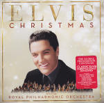 Christmas with Elvis and the Royal Philharmonic Orchestra - EU 2017 - Sony Legacy 88985444352 - Elvis Presley CD