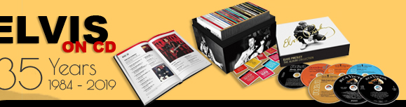 Elvis Presley CD ** Bootleg - RCA - BMG - Sony - FTD