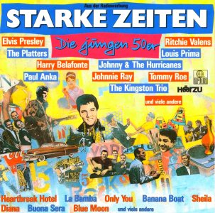 Various - Starke Zeiten - Die Tollen 70er