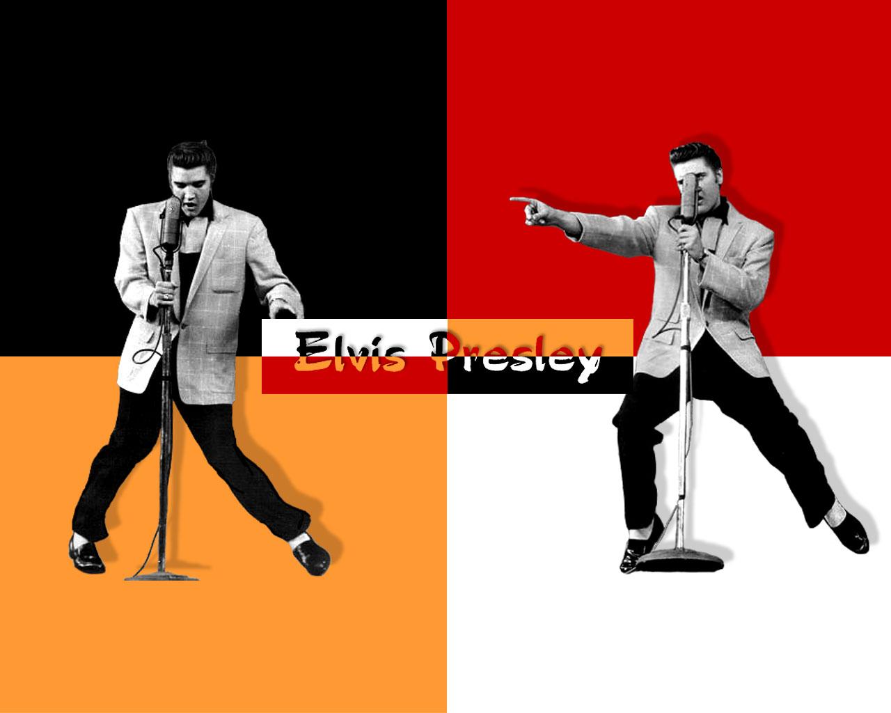 Elvis Presley Wallpaper